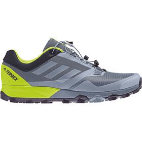 adidas TERREX Trailmaker Shoes Men Raw Steel/Grey One/Solar Slime